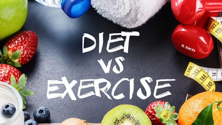 Diet vs. Exercise? One or both? | LindsayLombardi